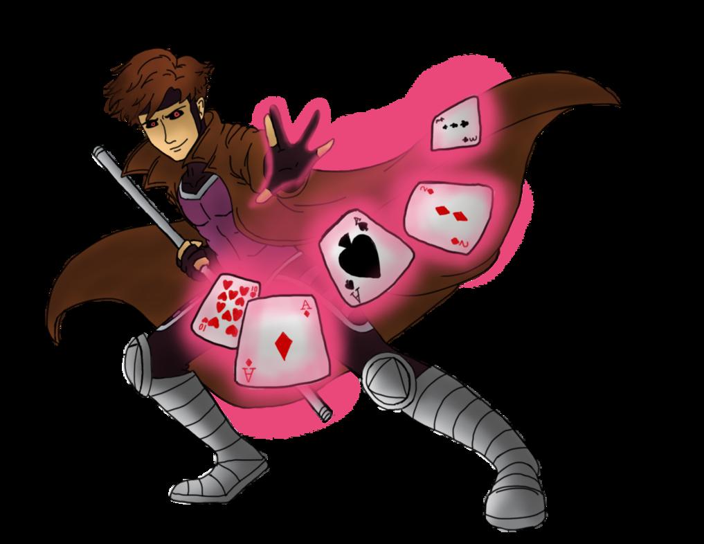 Gambit clipart hd