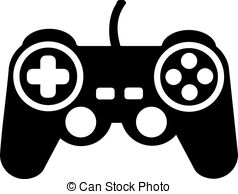 Game controller Drawingby ClipartLook.com