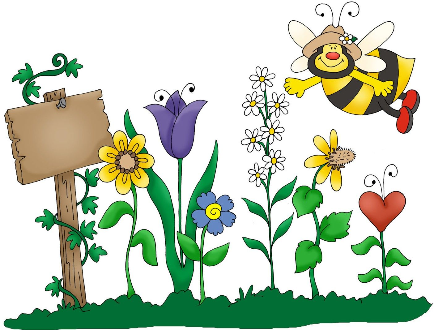 Gardening clipart free clipart images - Clipartix