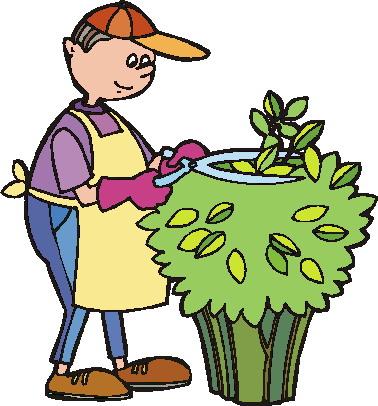Gardener Clip Art