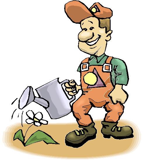 Gardening Clipart ~ .