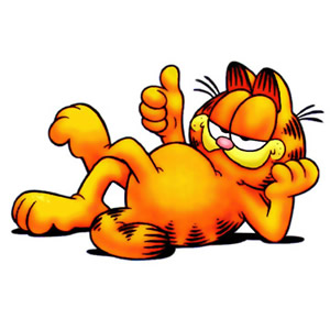 Garfield The Cat Clipart