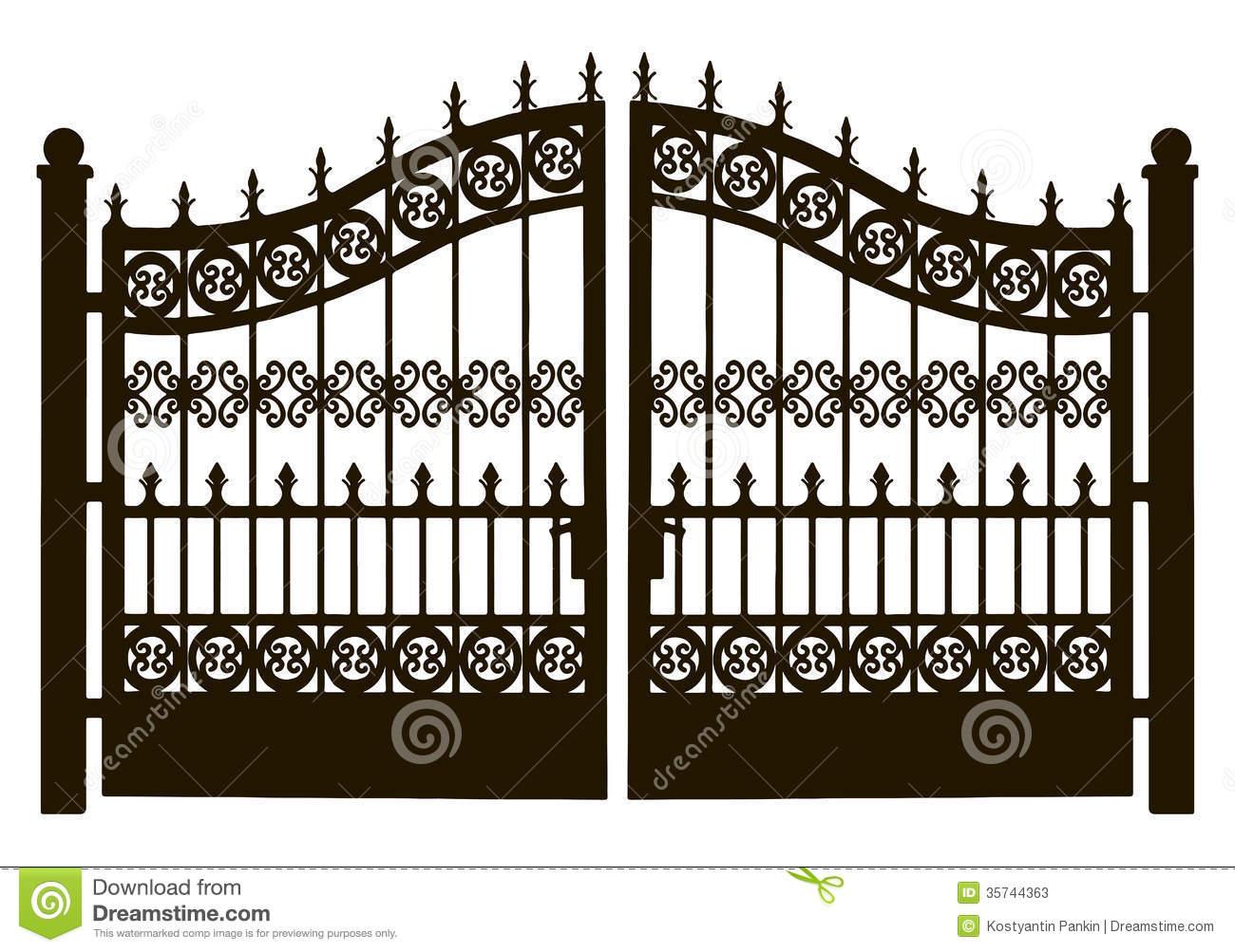 Gate Clipart-hdclipartall.com-Clip Art1300