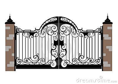 Gate Clipart-hdclipartall.com-Clip Art400