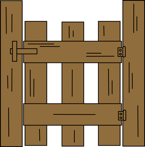Gate Clipart-hdclipartall.com - Gate Clipart