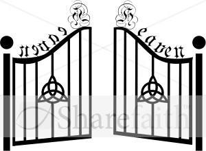 Clipart Gate Clipart
