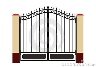 Gate Clipart
