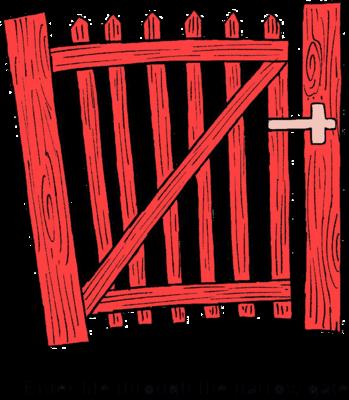 Gate Clipart - Gate Clipart