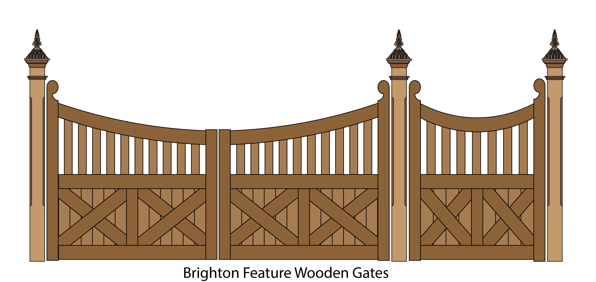 Gate Clipart big gate
