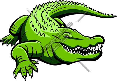 Gator Clipart - Getbellhop