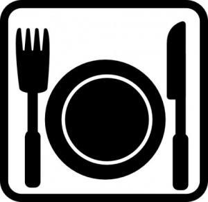 Geant Pictogram Restaurant