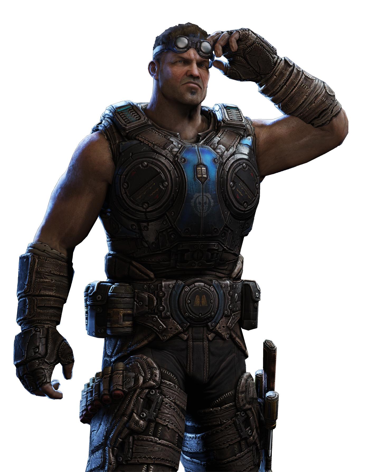 Gears of War PNG File