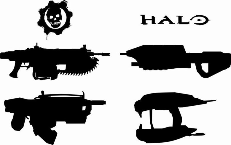 Halo, Gears Weapons