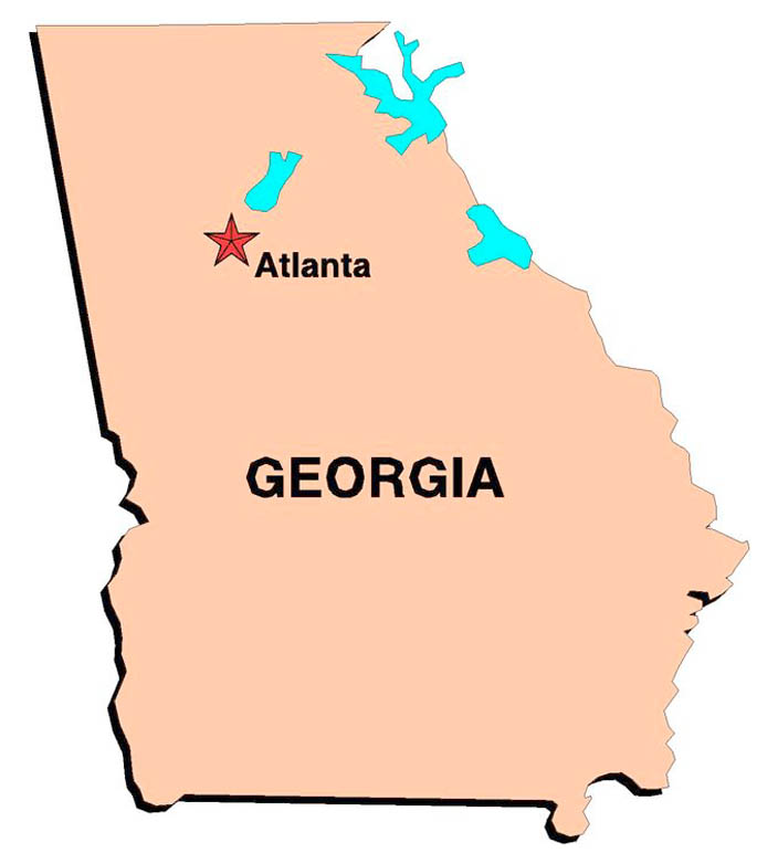 Georgia Clip Art