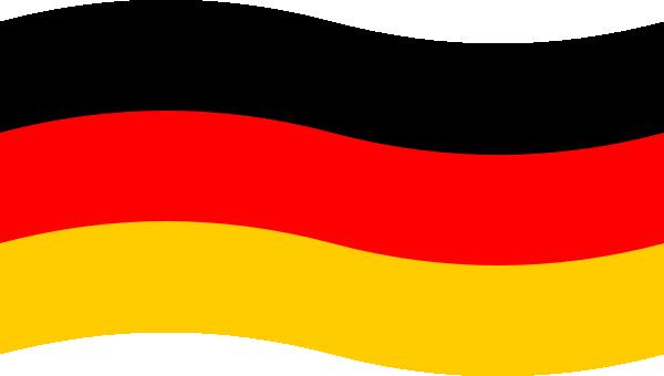 German Flag Clip Art At Clker Com Vector Clip Art Online Royalty