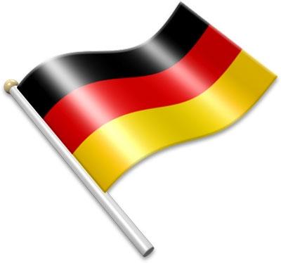 German Flag Clipart ...