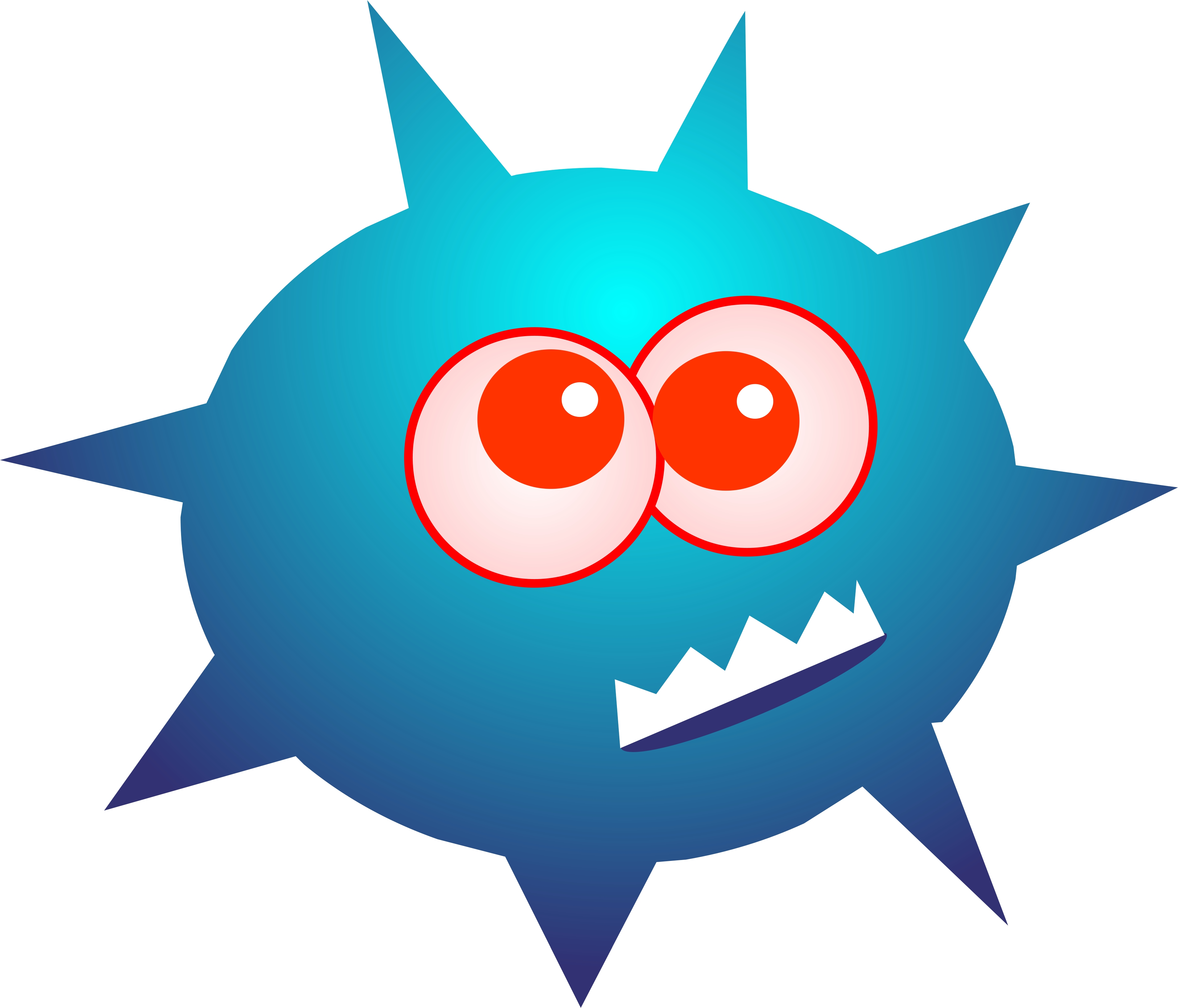 ... Germs Bacteria Clipart ...