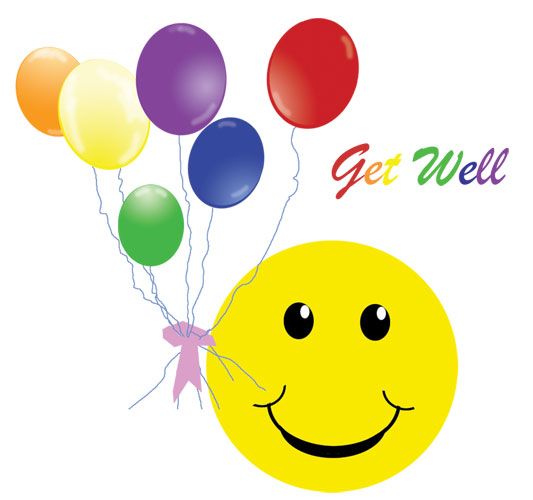 ... Get Well Soon Clipart ...