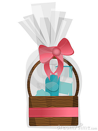 Gift Basket Clipart-hdclipart - Gift Basket Clipart