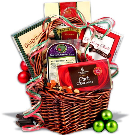 Gift Basket Clip Art Gift Bas - Gift Basket Clipart