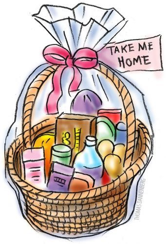 Gift Basket Clipart Gift Basket Clipart Clipart Panda Free Clipart Images  Free Clip Art