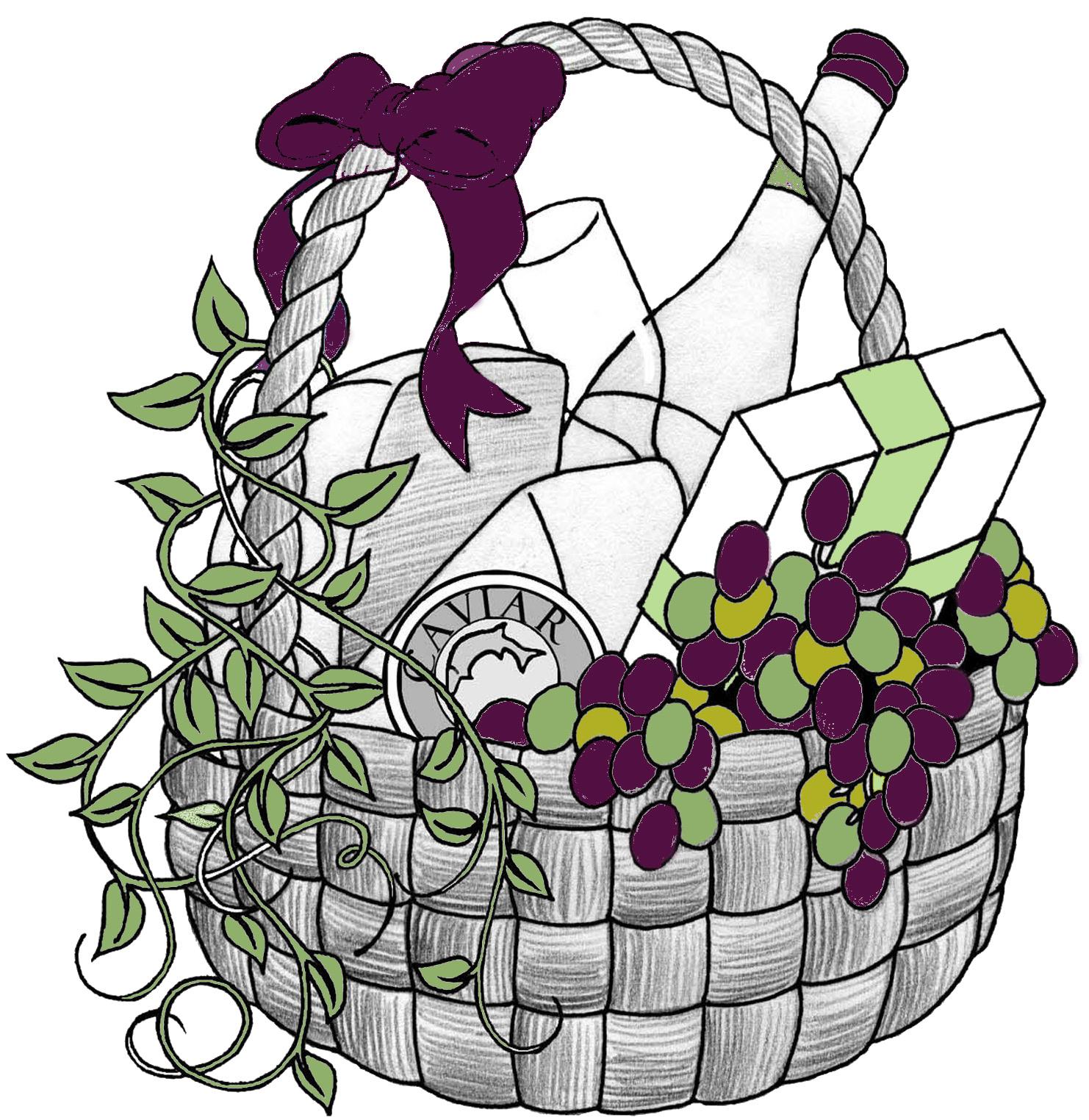 gift-basket-png-for-baskets-c - Gift Basket Clipart