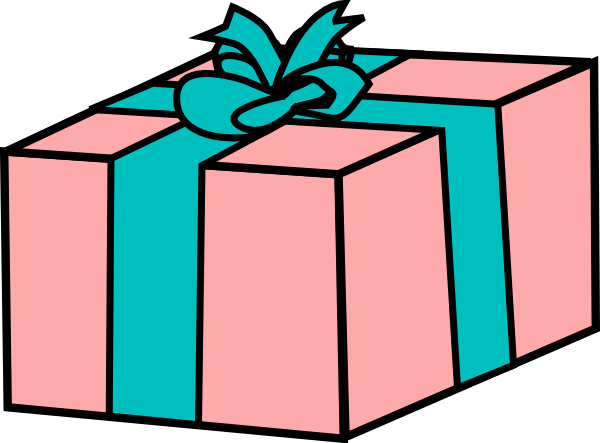 Gift Clipart This Image As: