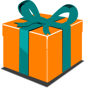 ... Gifts clipart free ...