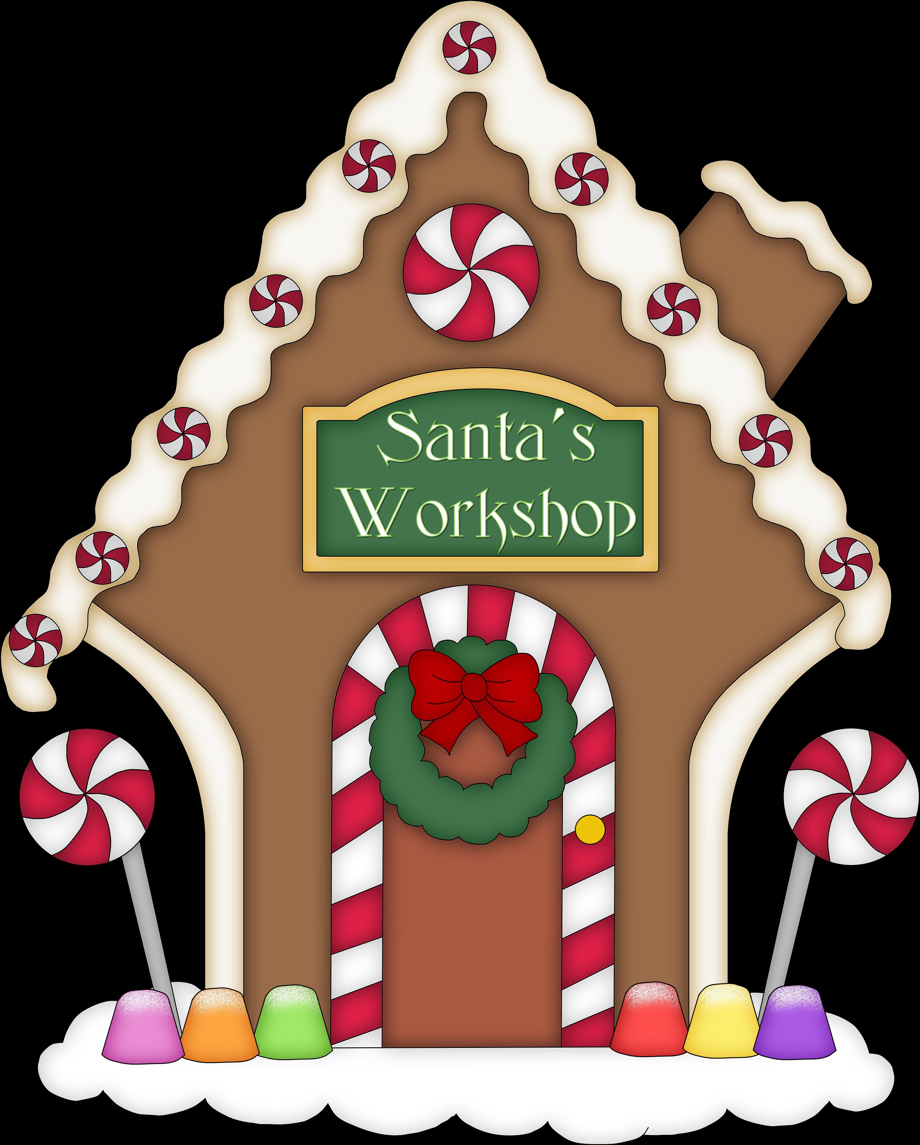 Gingerbread House Clip Art Clipart Best
