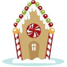 Gingerbread House Clip Art u2013 Clipart Free Download ...