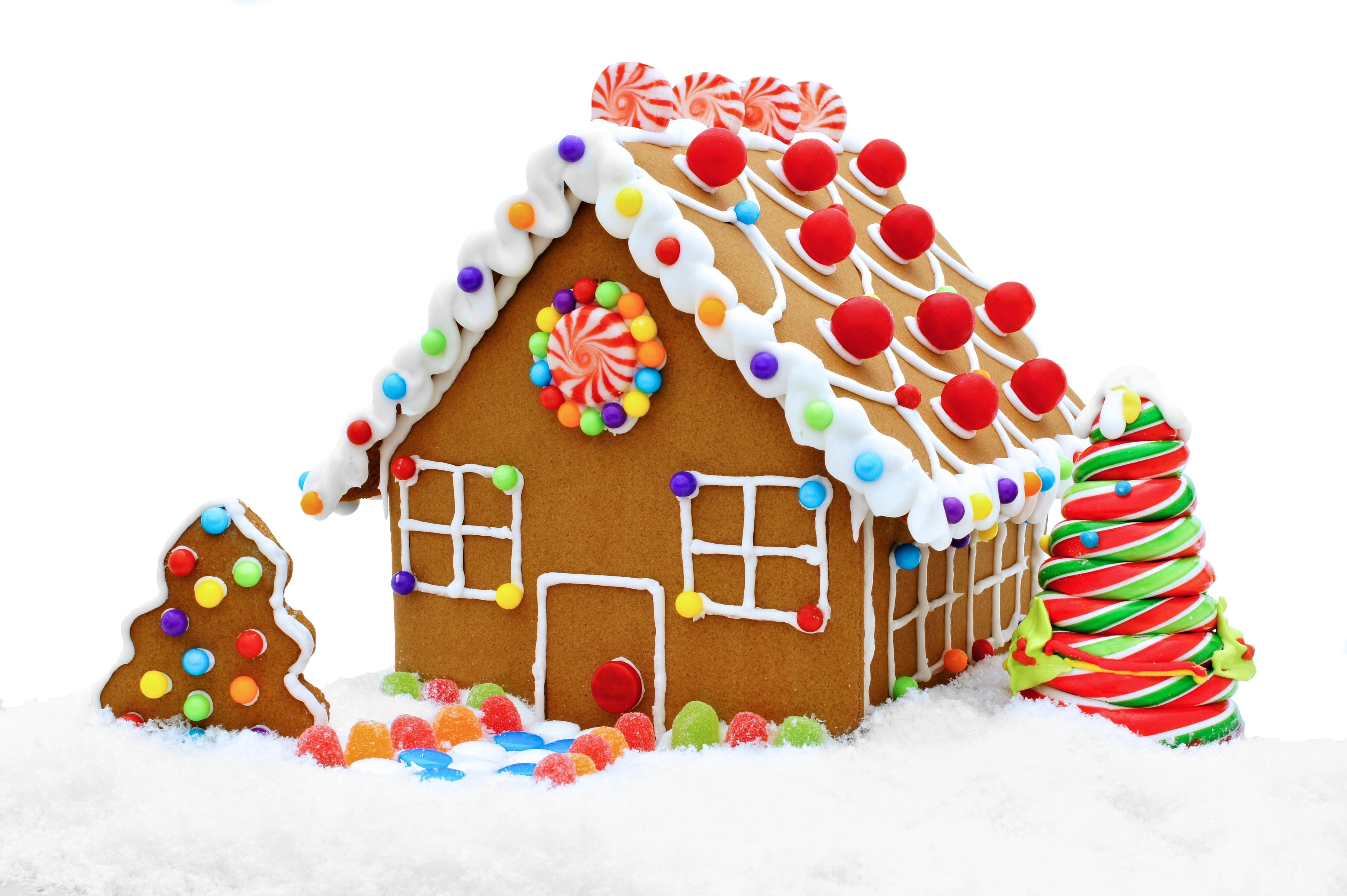 Gingerbread House Clip Art