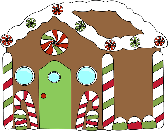 Gingerbread House. Gingerbread House. Christmas clipart ...