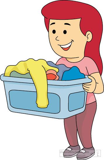 girl-doing-chores-clipart- .