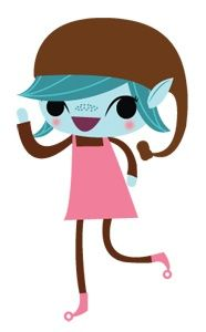 Girl Scout Brownie Elf Clip Art | girl scout elf - Google Search