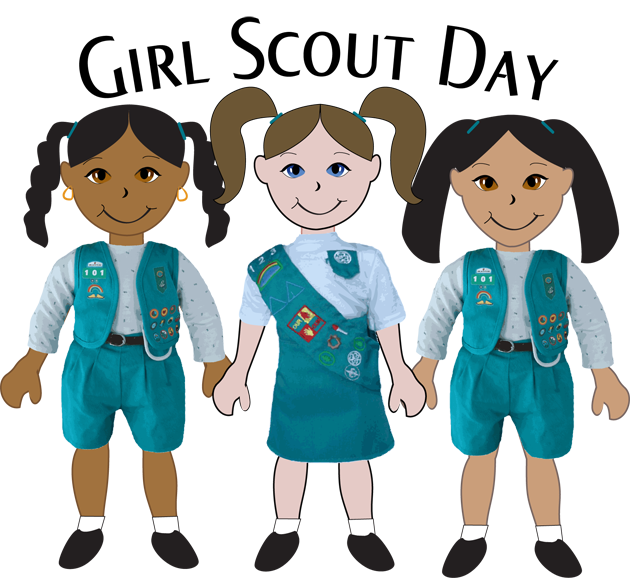 Girl Scout Junior Clipart Girl Scout Clipart