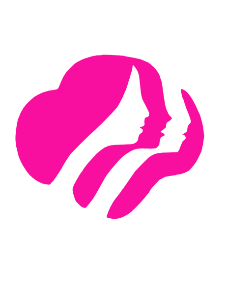 Girl Scout Trefoil Clipart; Girl Scout Logo .