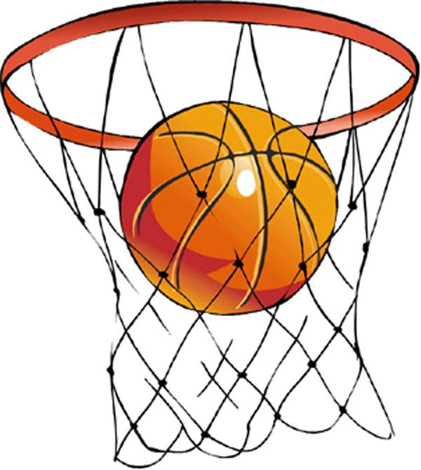 Basketball Clip Art Basketball