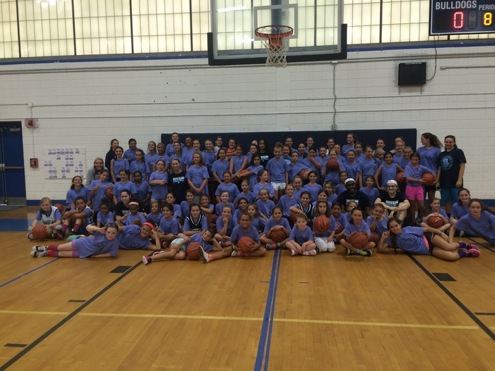 Future Ballers by WHS girls bball - over 2 years ago