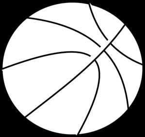 Girls Basketball Clipart Black And White Clipart Panda Free