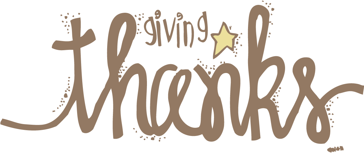 Give Thanks Clip Art Giving Thanks