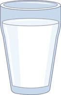 glass of milk. Size: 46 Kb