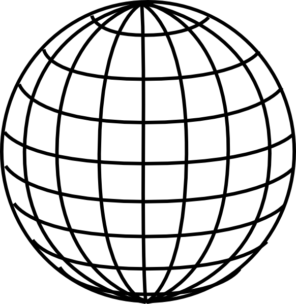 Globe Image Clip Art