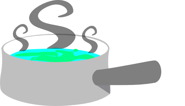 Go Back Gallery For Boiling Water Steam Clipart