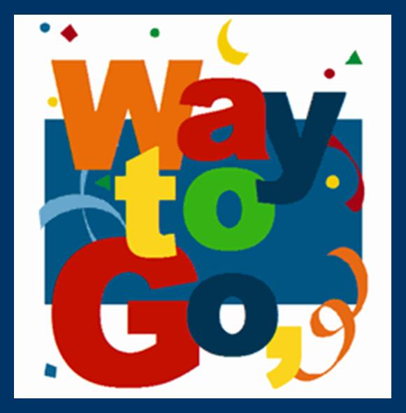 Go Back Gallery For Way To Go Clipart