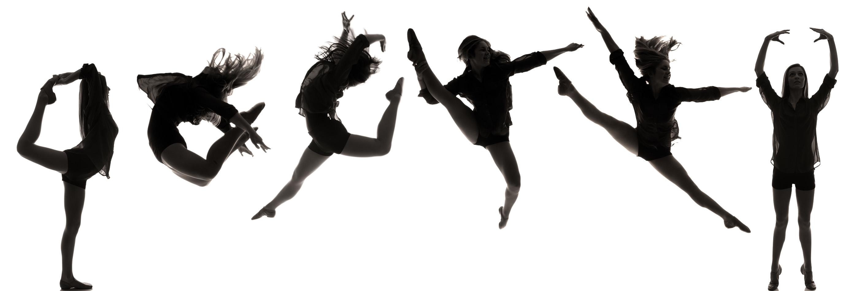 Go Back Images For Dancer Silhouette Leap