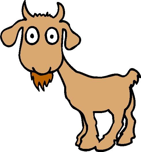 Goat Clipart-Clipartlook.com-490