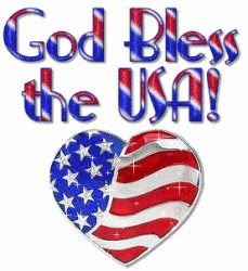 God bless the usa patriotic clipart. Free patriotic clipart