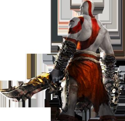 Kratos PNG Image