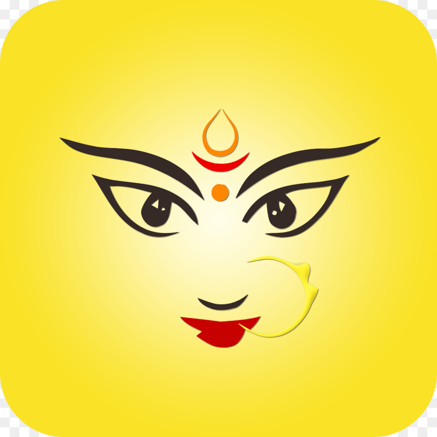 Durga Puja Devi Drawing Clip art - Durga Maa