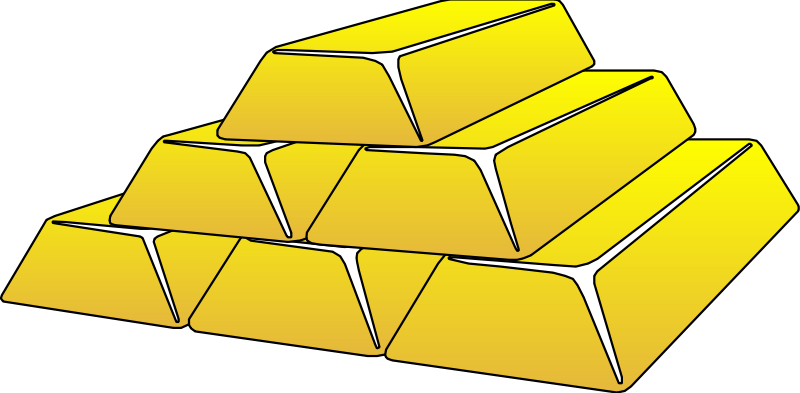 Gold Clipart Graphics